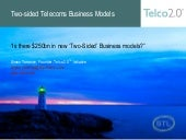telco20 : Two-sided Telecoms Busine...