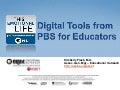 TEL Digital Tools From PBS For Educators