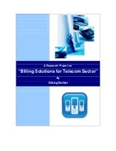 Telecom Billing Solutions By Sohag ...