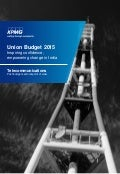 Impact of Budget 2015 on Telecommunications sector