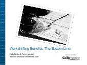 Telecommuting Benefits: The Bottom ...