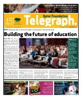 Qatar Foundation Telegraph dec16