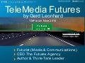 TeleMedia Futures: Gerd Leonhard Talk at TMForum Nice 2010