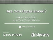 Are You Experienced? Insights On Ho...
