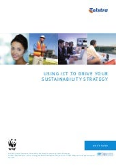 Telstra\'s Sustainability White Paper