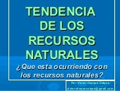 Tema 1. aguas tendencias rr nn 2013