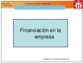 Tema 12 FinanciacióN