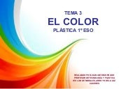 Tema 3. El Color.