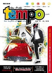 Abu Dhabi Tempo Magazine  (Issue 1