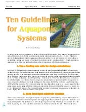 Ten guidelines-for-aquaponics