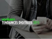Tendances digitales 2015