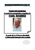 Tendencias educativas en el siglo XX (Carl Rogers)