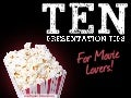 Ten Presentation Tips for Movie Lovers
