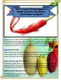 Ten ways hot peppers help you be healthy and lose weight