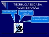 Teoria Classica Power Point Ii