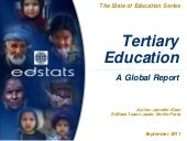Tertiary Education: A Global Report...