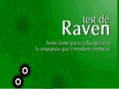 Test de raven. escalas progresivas