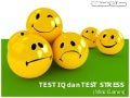 Test IQ & Stress