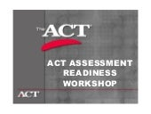ACT Readiness