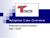 Adoption Case in TFACTS