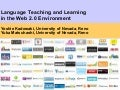 Language Teaching and learning in the Web 2.0 Environment