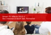 Erste Smart TV Effects Studie: Smar...