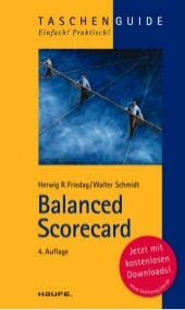Taschenguide Balanced Scorecard