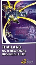 Thailand as a Regional Business Hub