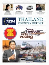 Thailand Country Report Q4-2013