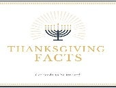 Did you know about these Thanksgiving facts?