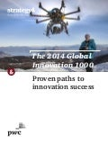 "Étude Strategy& ""Global Innovation 1000"" (oct. 2014)"