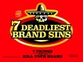 The 7 Deadly Branding Sins