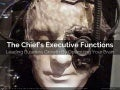 The Chief's Executive Functions