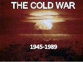 Drugan\'s Class- The  Cold  War