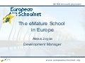 The eMature school in Europe