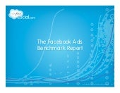 Salesforce Facebook Ads Benchmark Report
