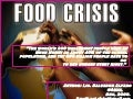 The Food Crisis, 2008, By Lic. Salvador Alfaro Gomez.