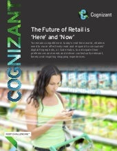 The Future of Retail is 'Here' and 'Now'