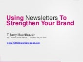 How to market with newsletters