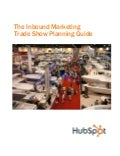 The Inbound Marketing Tradeshow Planning Guide