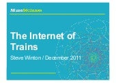 The internet of trains