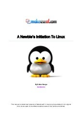 The linux-guide