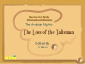The Loss Of The Talisman The Arabia...