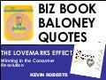 The Lovemarks Effect ... baloney quotes