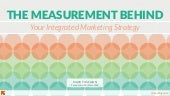 The Measurement Behind Your Integrated Marketing Strategy