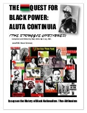 The RBG Quest for Black Power Reade...