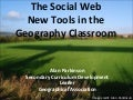 The Social Web in the Geography Classroom
