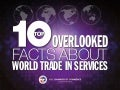 The Top 10 Overlooked Facts About World Trade in Services