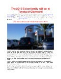 The 2013 Scion family will be at Toyota of Clermont