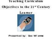 The 21st Century Learner SlideShare